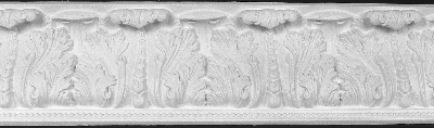 Acanthus Leaf Crown Molding Profile